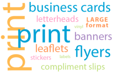 What can we print for you?